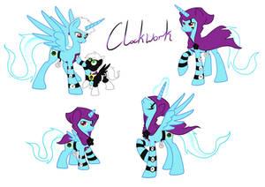 Clockwork Character sheet