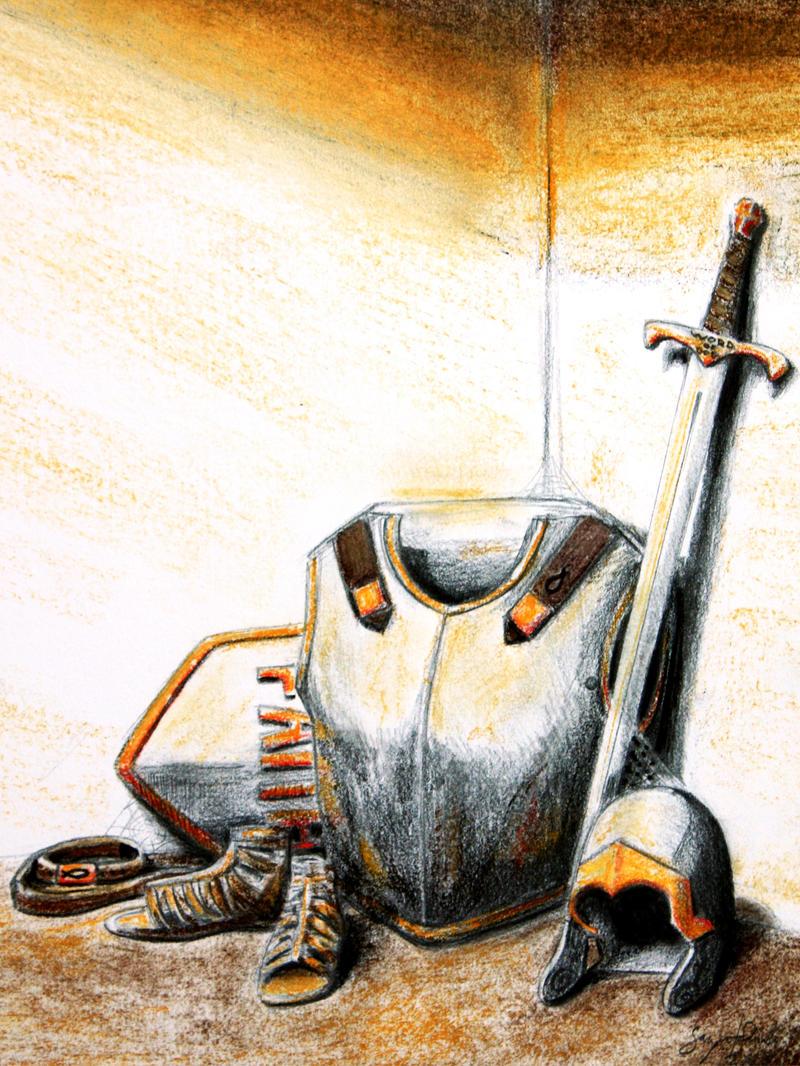 Armor of love and faith 2