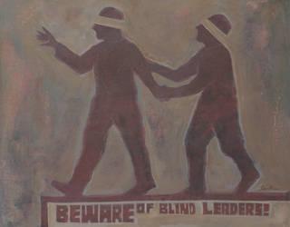 Blind leaders