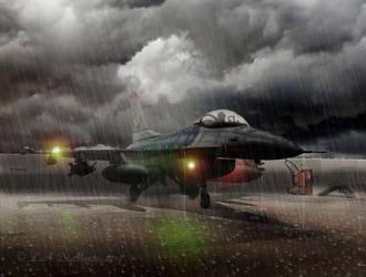 Rain or Shine by ADiMarco