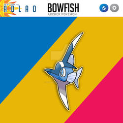 ??? - Archerfish Fakemon