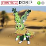 FKMN_Official: Cactalop