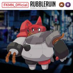 FKMN_Official: Rubbleruin