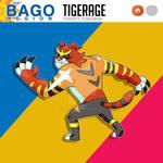 Bago Reigion: 006 Tigerage