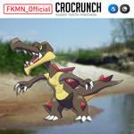FKMN_Official: Crocrunch
