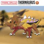 FKMN_Official: Thornaurus