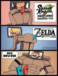 Nintendo Labo IDEAS by 11cerbero