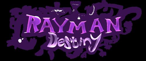 Rayman Destiny (Logo) by Fahad-Lami