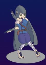 NWN2: Peroim the Assassin