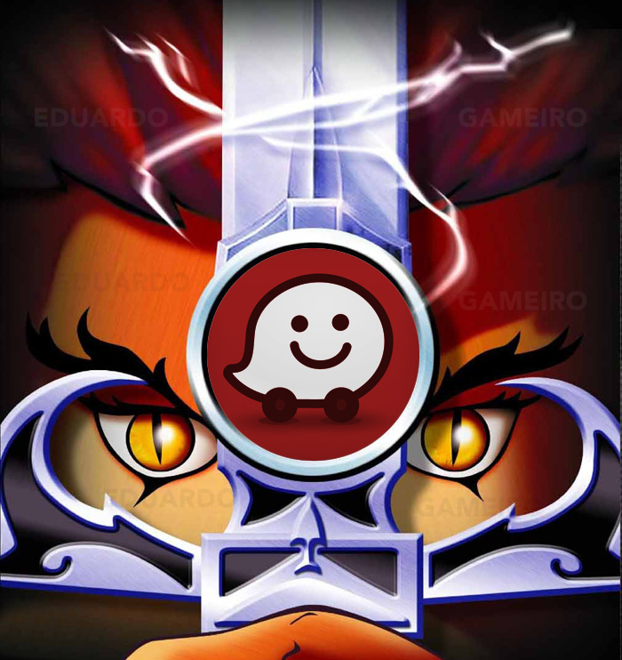 Beyond The Omens: App Of Omens, Give Me Sight Beyond Sight! By Edoom On