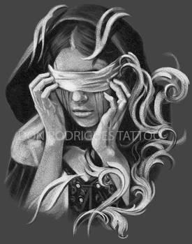 Mulher com capus