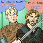 Of Houses Tarth and Lannister