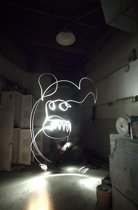 Light Graffiti by P3MBY