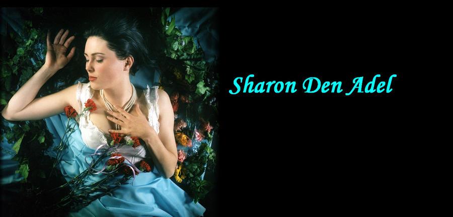 Sharon Den Adel Wallpaper 2 By Riversofbeauty On Deviantart