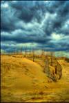 Seaside Fence by KOMODO-Art