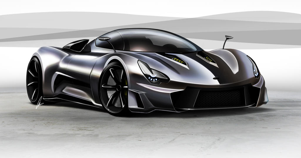 Pagani Concept By Armandodesign On Deviantart