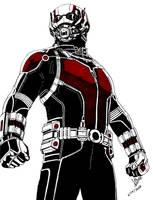 Ant-man by DaegStone