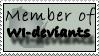 wi-deviants stamp by WI-deviants