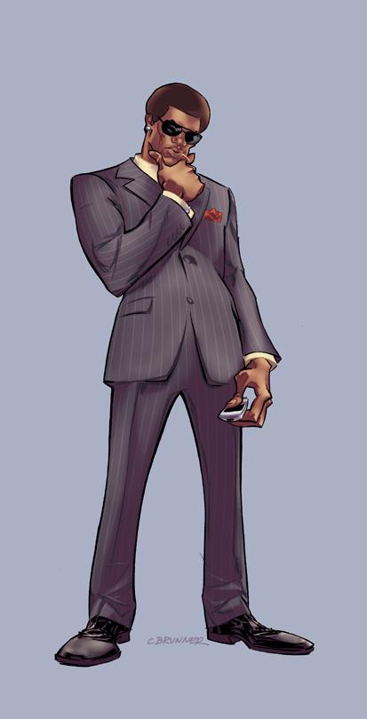 All Business Lebron by kickstandkid78