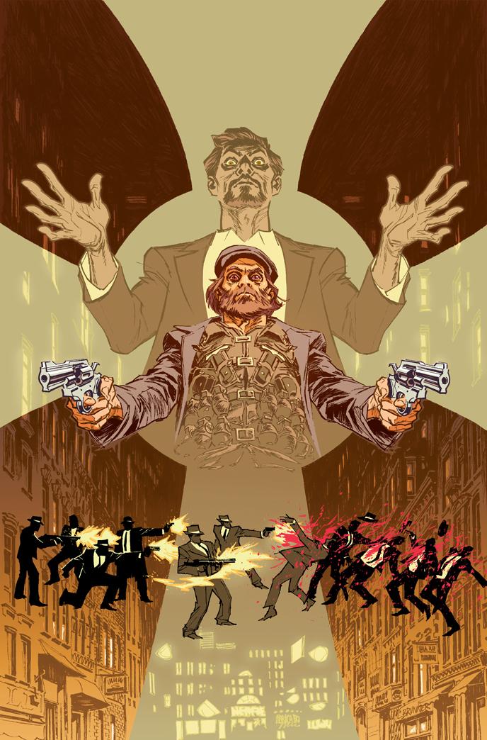 Boondock saints ii five by kickstandkid78 on deviantart - Boondock saints cartoon ...