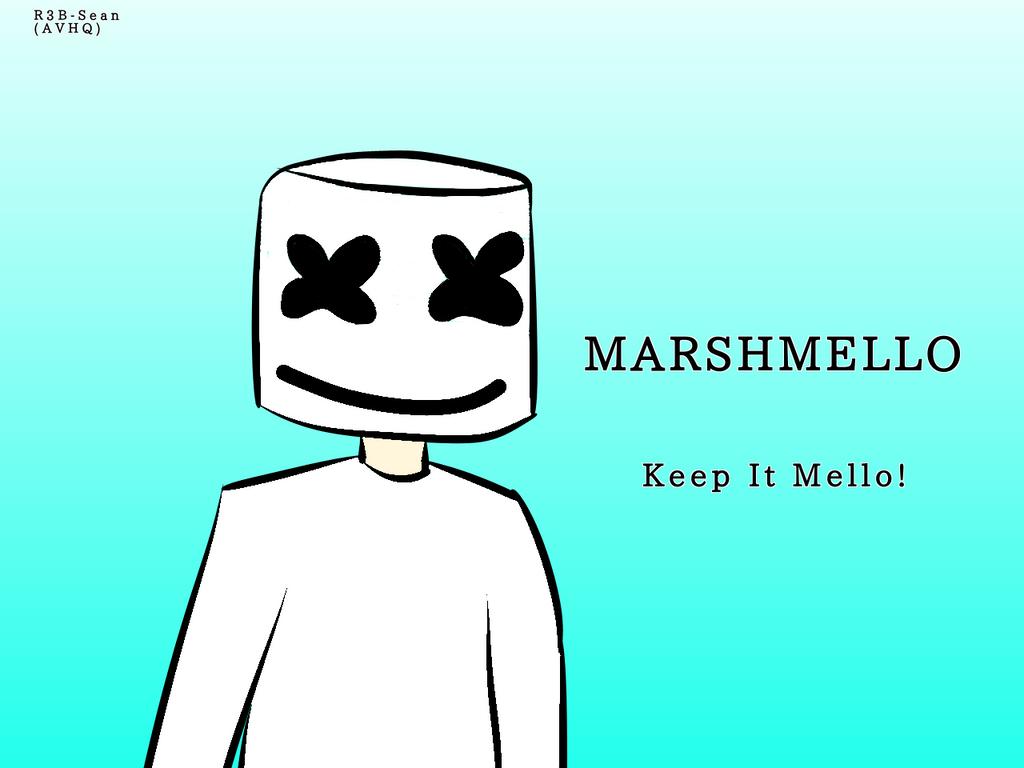 MARSHMELLO by ArtVelocityHQ
