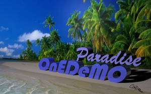 Paradise OnEDeMO by OnEDeMO