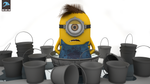 Minion (Despicable Me) by OnEDeMO