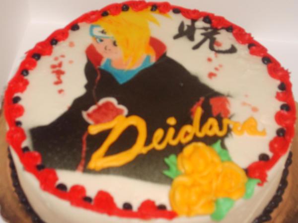 Deidara is so sweet...literaly by envysgurl