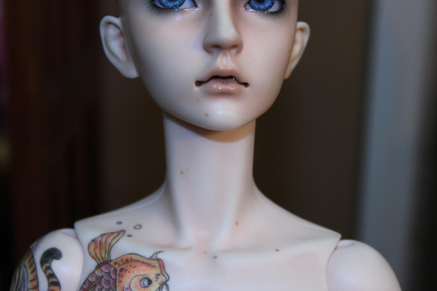 MIGIDOLL LUTS RESIN MATCH by Charlieishnesss