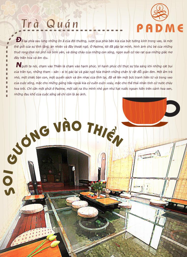 E Magazine Layout: Tea Room Ads (1) By JamieTr ...
