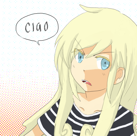 blonde by bluubun
