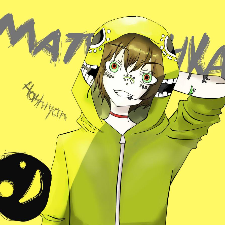 Hashiyan-matryoshka by keyoftheglass