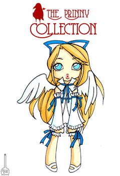 Prinny Collection: Flonne