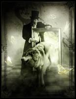 Follow the White Wolf by Azzurayelos