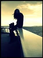 ON MY WAY by mysticblue133