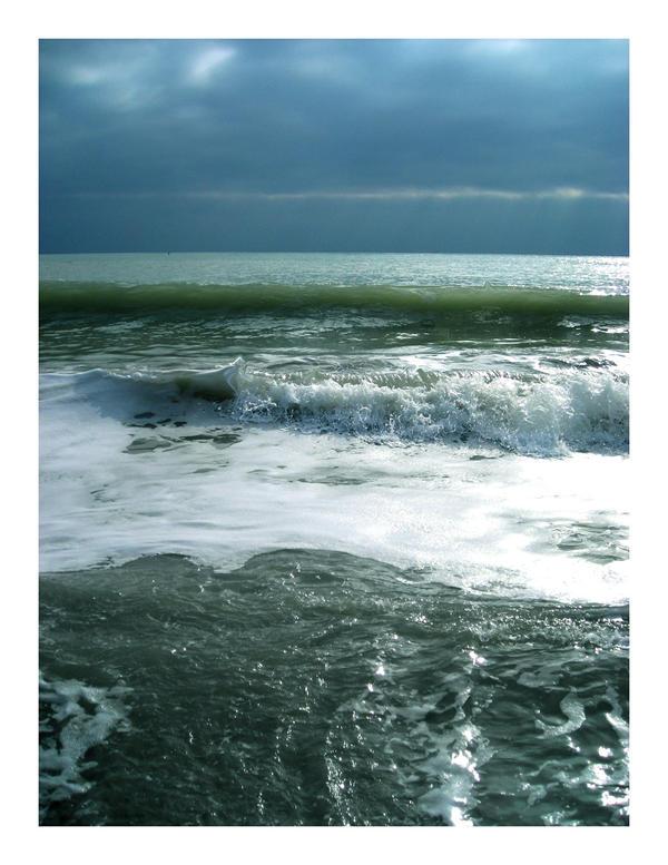 THE OCEAN by mysticblue133