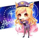 Popstar Ahri!