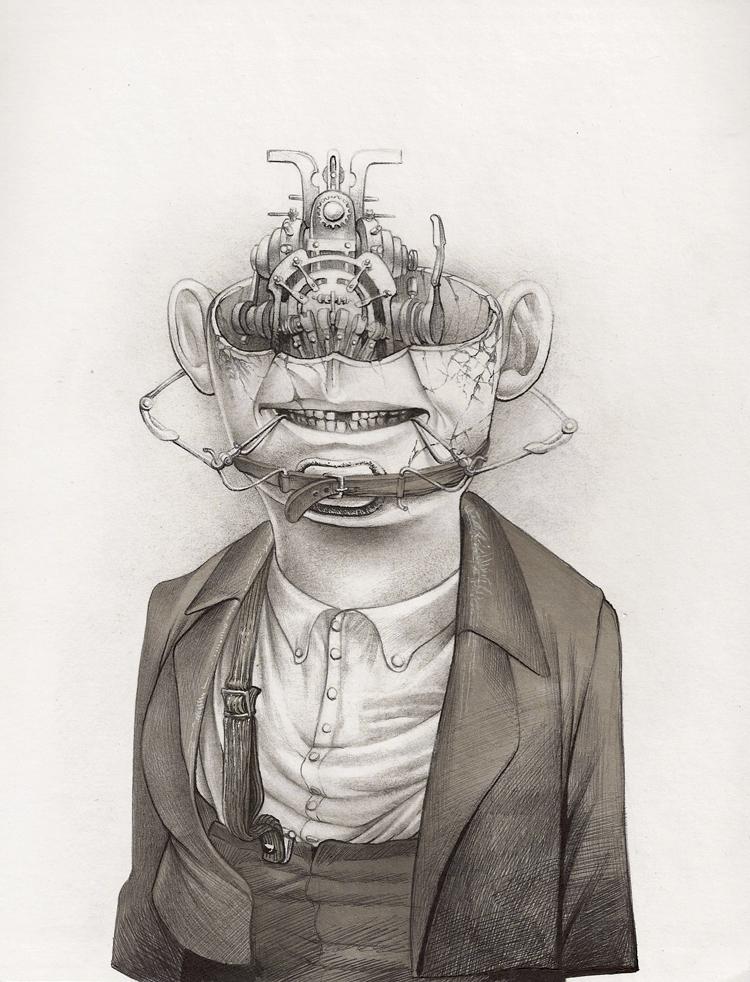 El Que Sonrie by LuisSanchez