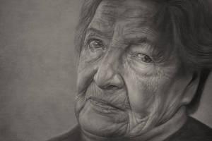 Grandmother by LuisSanchez