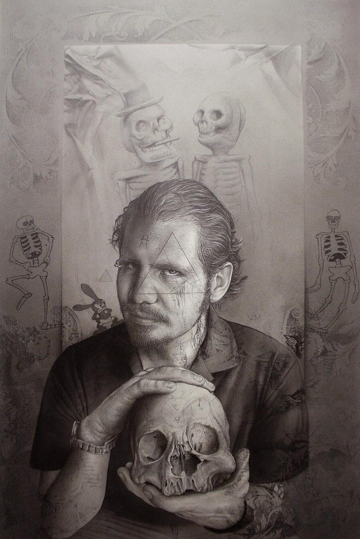 Fantasmagoria I by LuisSanchez