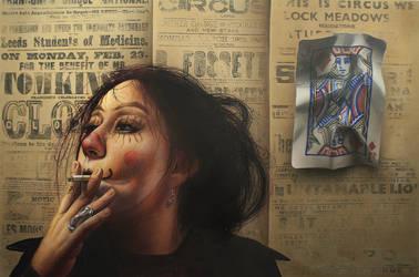 Fantasmagoria II by LuisSanchez
