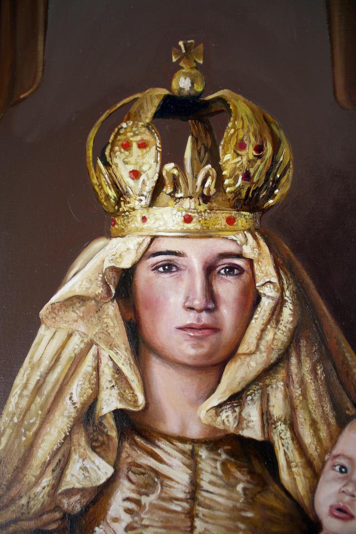 Virgen del Rosario detalle 3 by LuisSanchez