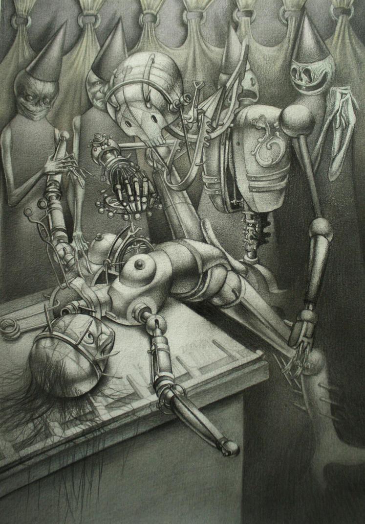 Fcking Machines by LuisSanchez