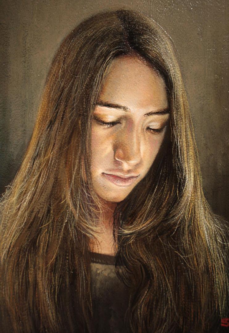 Renata by LuisSanchez