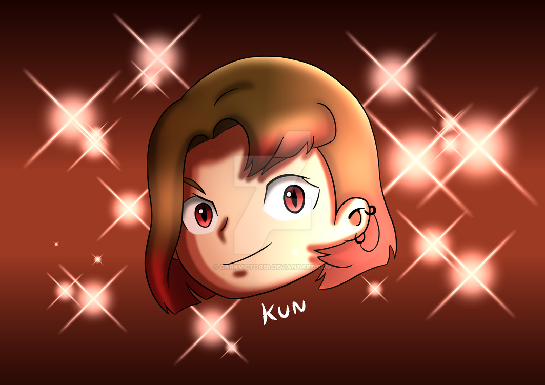 (Gift) Profile Picture for Kun (Instagram) by Darkvictor56