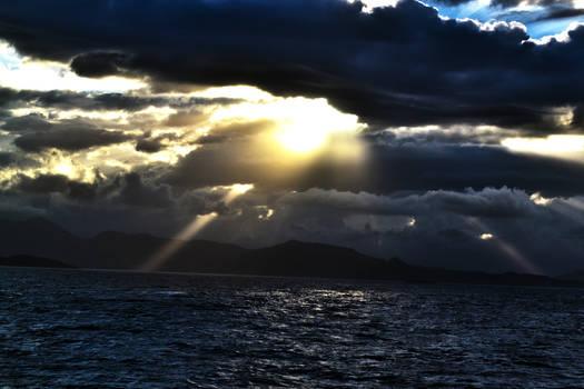 Sunset mystery
