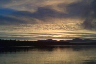 sunset 3 by VampireMoose
