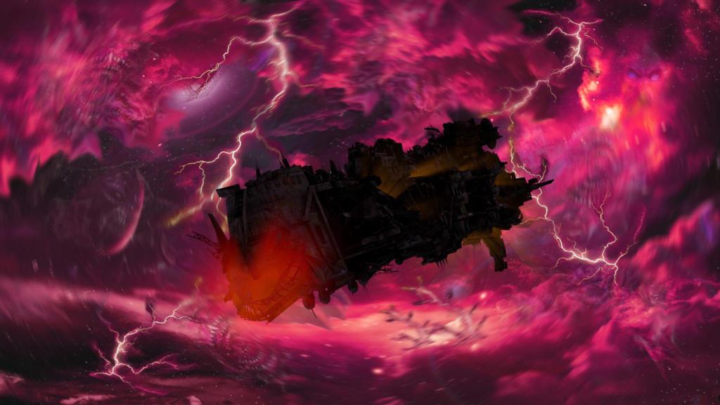 work in progress space hulk 02 by jibicoco