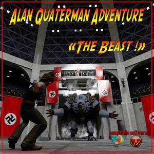 Alan quaterman adventure