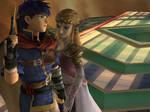 Ike and Zelda
